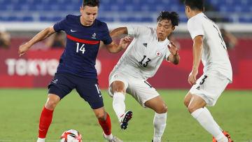 Florian Thauvin a encore déçu face au Japon.