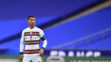 Cristiano Ronaldo casi ficha por el Arsenal