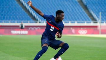 Kolo Muani schied mit Frankreich bei Olympia schon in der Vorrunde aus