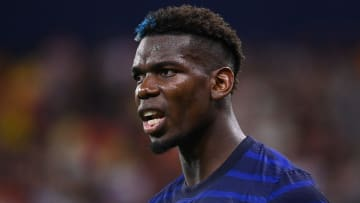 Paul Pogba is considering his future at Manchester United