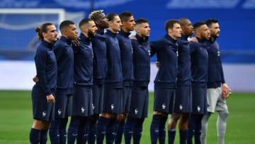 L'Équipe de France affronte la Bulgarie pour son dernier match de préparation avant l'Euro.