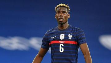 Paul Pogba, selección francesa