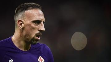 Detrás de la marca que quedó en su cara, Ribery tiene una dura historia para contar.