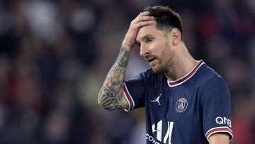 Lionel Messi ne sera pas présent lors de la réception de Montpellier au Parc des Princes.