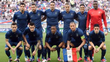 Une époque où les 4 têtes d'affiche de la génération 87 étaient titulaires en équipe de France.