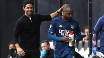 Lacazette has two years remaining on his deal