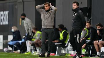 Scott Parker's Fulham will be a Championship team next season