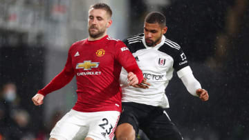 Manchester United will meet Fulham on Tuesday