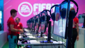 Expectativa é para novo modo de jogo   GERMANY-GAMESCOM-VIDEO-GAME-FAIR