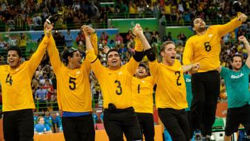 Time masculino brasileiro é o primeiro no ranking mundial do Goalball