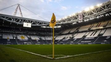 Una vista dello Juventus Stadium
