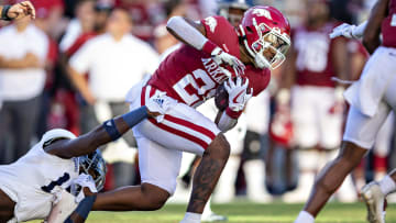 Texas A&M vs Arkansas prediction and college football pick straight up for a Week 4 matchup between TA&M vs ARK.