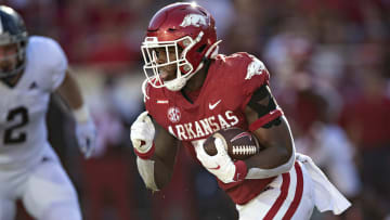 Texas A&M vs Arkansas prediction, odds, spread, date & start time for college football Week 4 game.