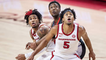 Texas A&M vs Arkansas spread. line, odds, predictions & betting insights for college basketball game.