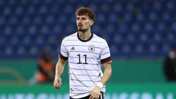 Bestritt bislang zehn Länderspiele für die deutsche U21-Nationalmannschaft: Mergim Berisha