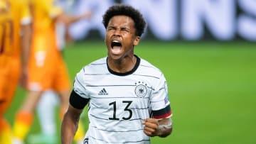 Karim Adeyemi has broken through on the international stage with Germany