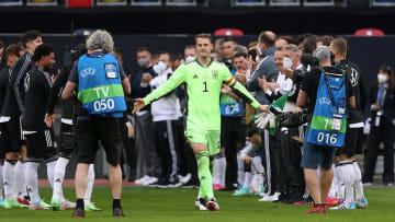 Manuel Neuer ist der 13. im deutschen 100er-Klub