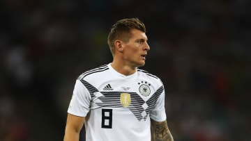 Kroos believes it was 'wrong' to award Qatar the World Cup