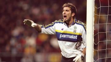 Gianluigi Buffon of Parma