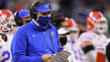 Dan Mullen is entering his fourth season as head coach of the Florida Gators.