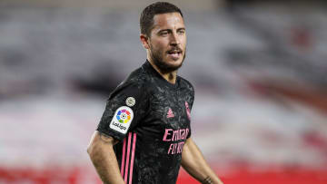 Real Madrid hope to cut ties with Hazard