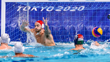 Greece vs Serbia prediction, odds, betting lines & spread for men's Olympic water polo final on Sunday, August 8.