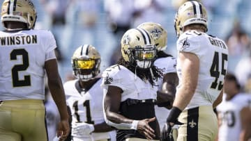 The Saints have announced a plan to return to New Orleans.