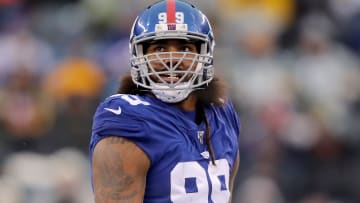 New York Giants DE Leonard Williams