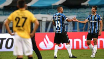 Lucas Silva, David Braz
