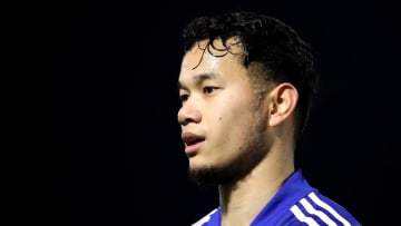 Grimsby Town v Leicester City U21 - EFL Trophy
