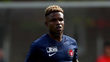 Frank Onyeka has joined Brentford