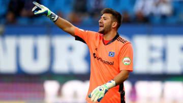 Absolvierte in der vergangenen Saison nur zwei Liga-Spiele für den HSV: Daniel Heuer Fernandes