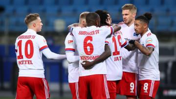 gute Leistung ohne Lohn - der HSV verpasst den Sieg knapp