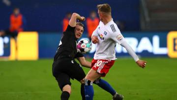 Nächster bitterer HSV-Rückschlag im Aufstiegskampf