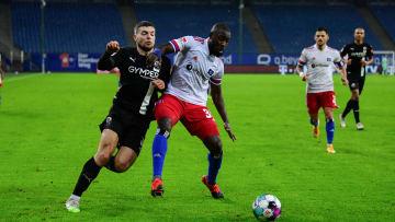 Der HSV will auch in Sandhausen gewinnen