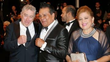 Grace Hightower, Robert De Niro, Roberto Duran, Felicidad Duran