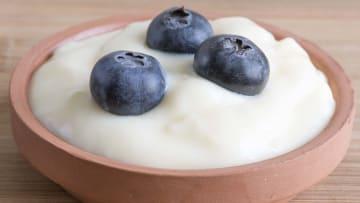 El yogurt es un eficaz remedio casero para eliminar los puntos negros