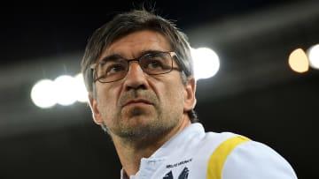 Ivan Juric, tecnico del Verona