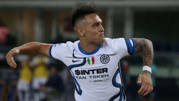 Lautaro Martinez steht vor der Vertragsverlängerung bei Inter