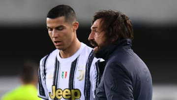 Pavel Nedved insists Cristiano Ronaldo and Andrea Pirlo will remain at Juventus