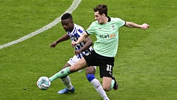 Florian Neuhaus bleibt Gladbach wohl noch mindestens eine Saison erhalten