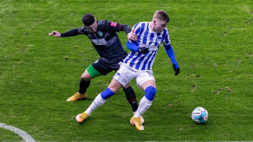 Luca Netz verlässt Hertha BSC