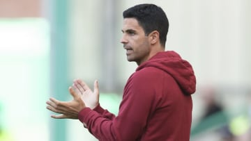 Mikel Arteta's Arsenal face West Brom in the second round