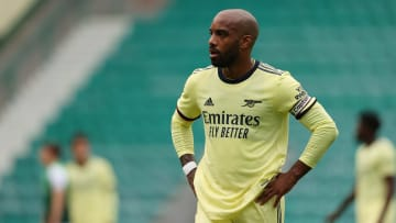Alexandre Lacazette could be on his way out this summer