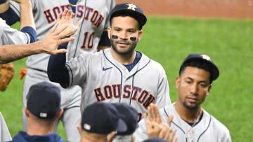 The Astros are on an MLB-best nine game winning streak.