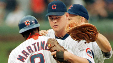 Sandy Martinez, Kerry Wood, Mark Grace