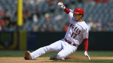 Shohei Ohtani is the first Angels player at 40-20