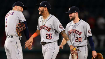 Houston Astros vs Oakland Athletics prediction and MLB pick straight up for today's game between HOU vs OAK.