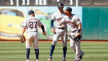 Astros nuevamente son favoritos en la División Oeste de la Liga Americana
