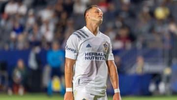 Javier Hernández y Matías Almeyda, recibieron sanción por el comité disciplinario de MLS